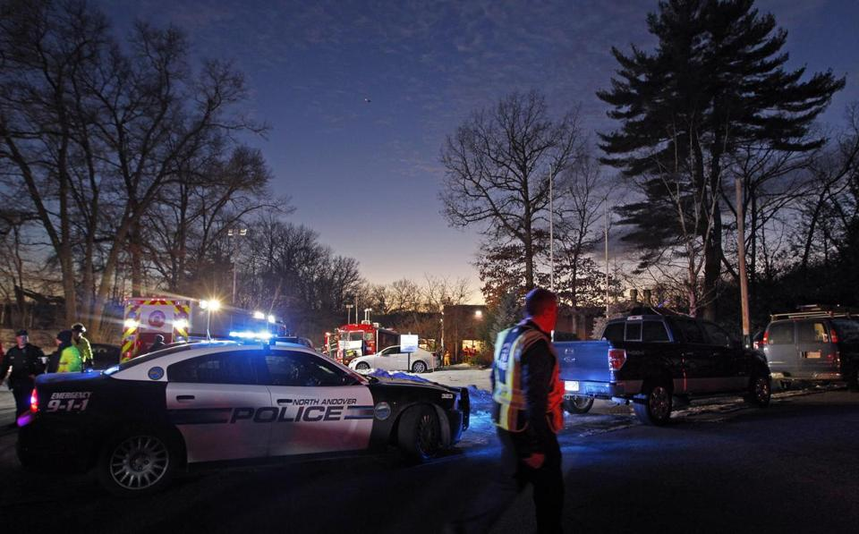 Blast critically injures 4 at North Andover chemical plant - The